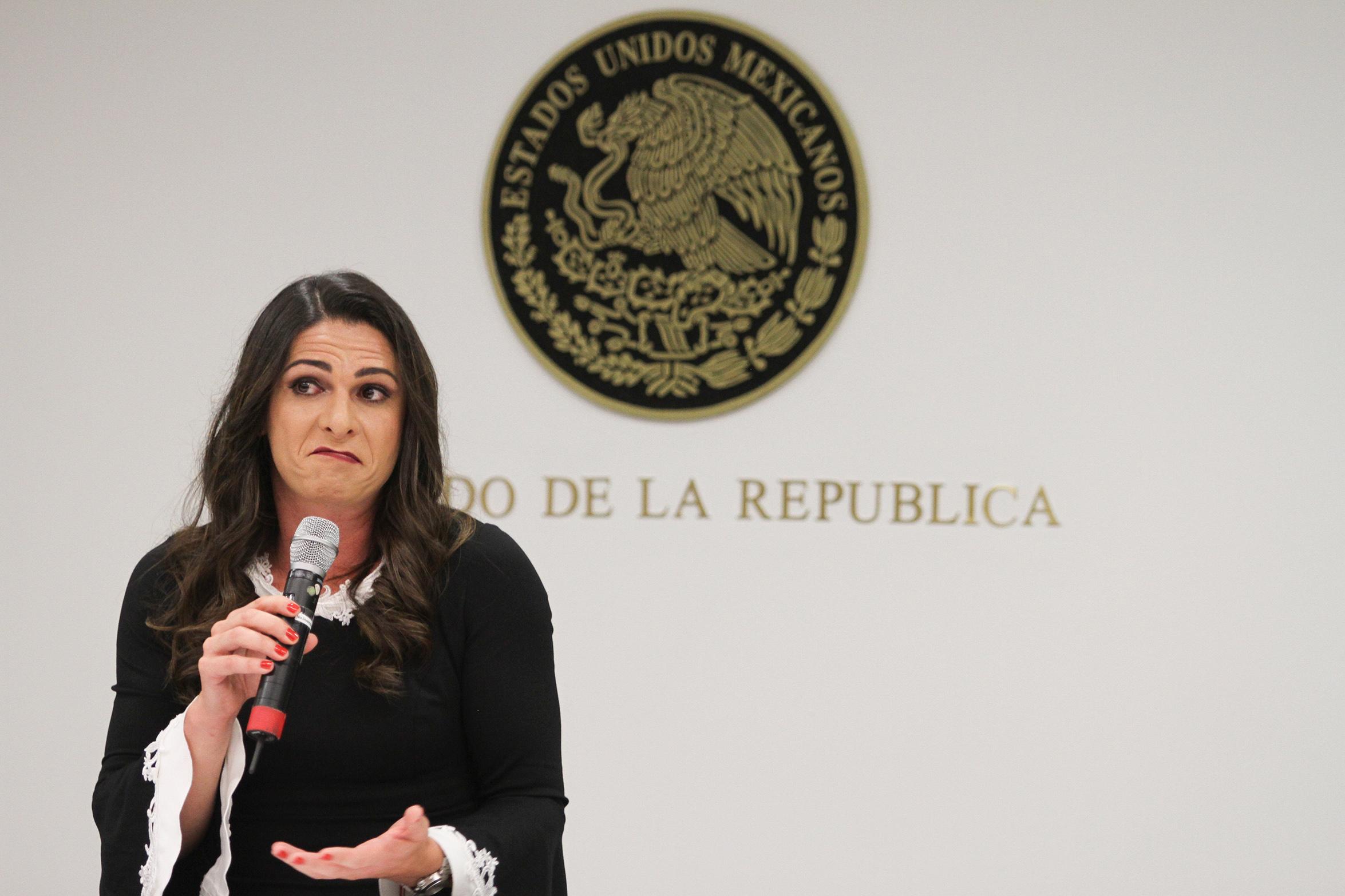 Ana Gabriela Guevara asume titularidad de Conade