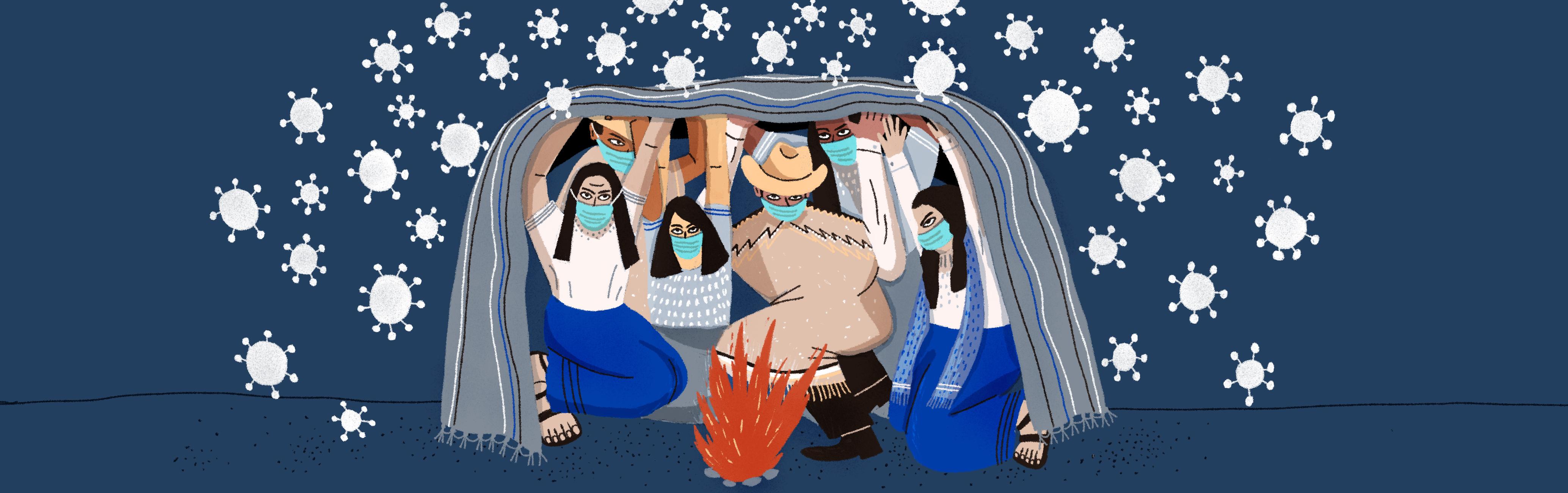 Comunidades Indigenas Covid19