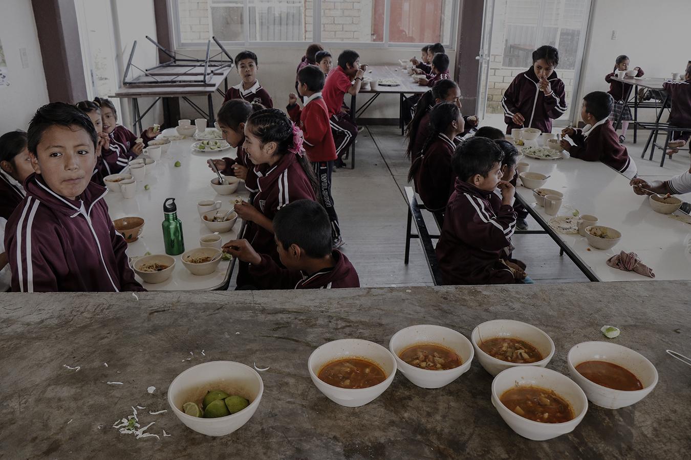 Comedores Oaxaca