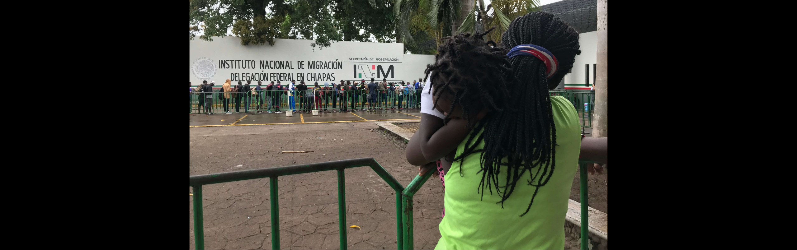 HAITI MIGRACION