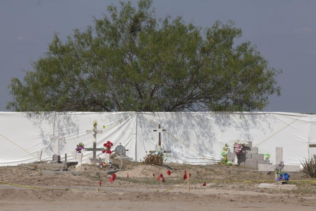 Cemetary Tamaulipas