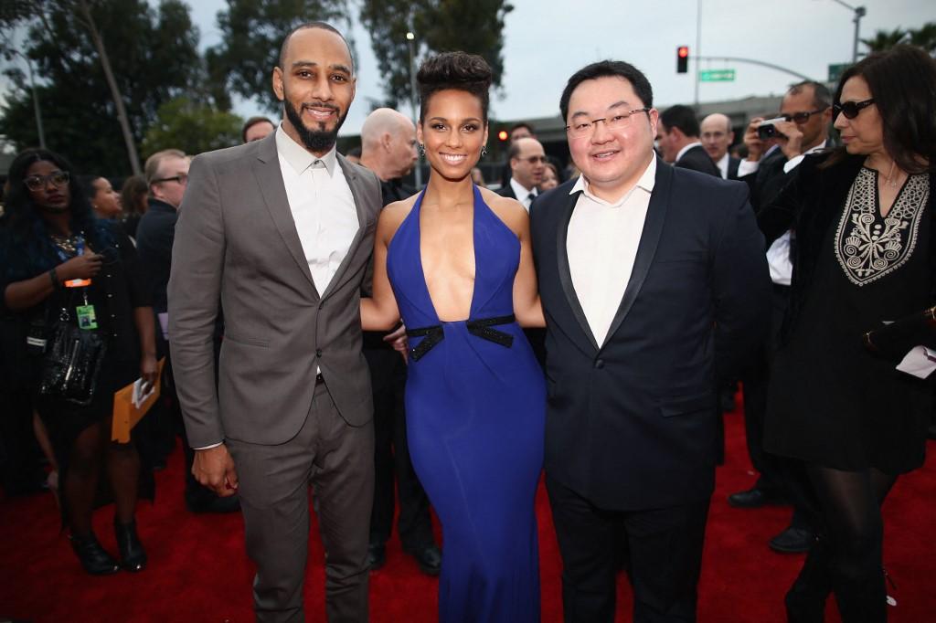 56th GRAMMY Awards – Red Carpet