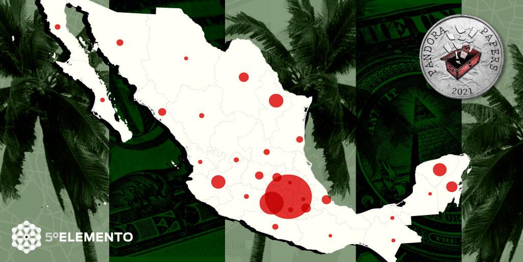 MEXICO PANDORA